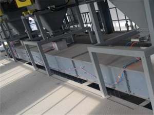 全密闭带式输送机 fully closed belt conveyor